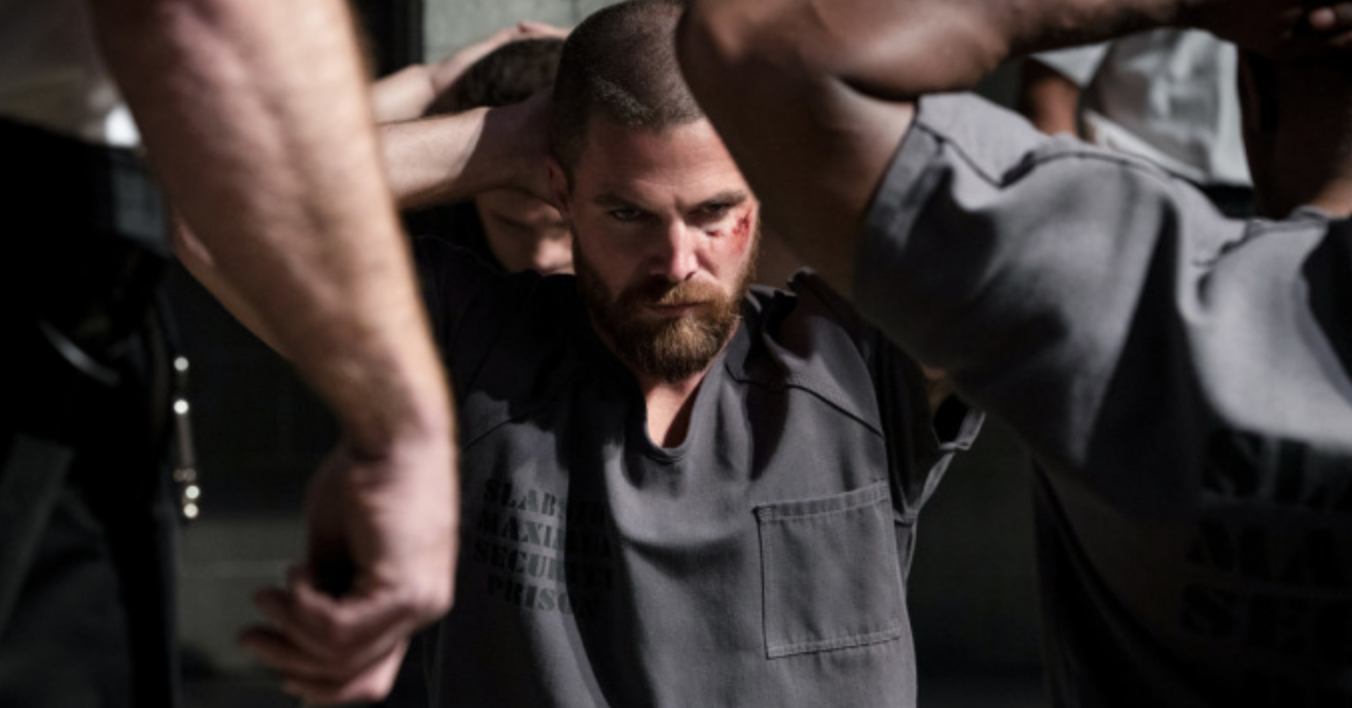 Arrow inmate 4587 recap 2