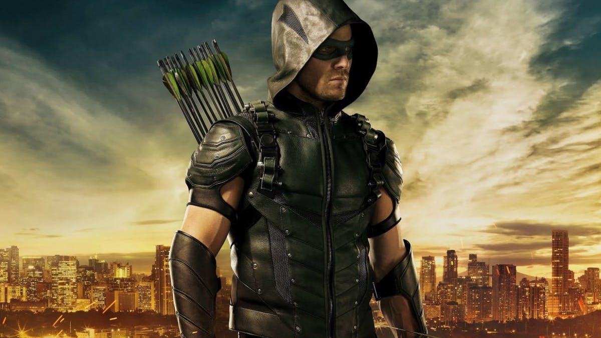 Arrow stephen amell 1