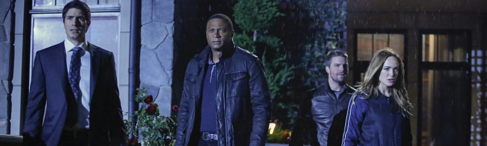 Arrow season 5 episode 8 recap ray diggle oliver sara