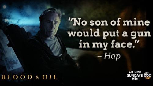 Blood and oil season 1 episode 2 recap