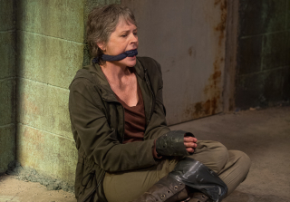 Carol is bound and gagged in the walking dead season 6 episode 13 320x223 1458528835