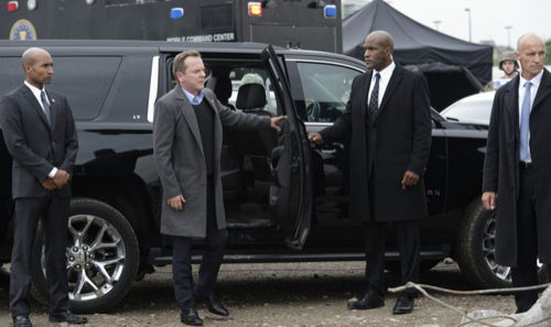 Designated survivor recap