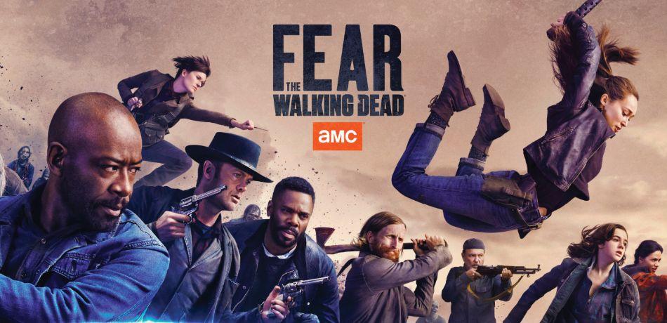 Fear the walking dead season 5 poster