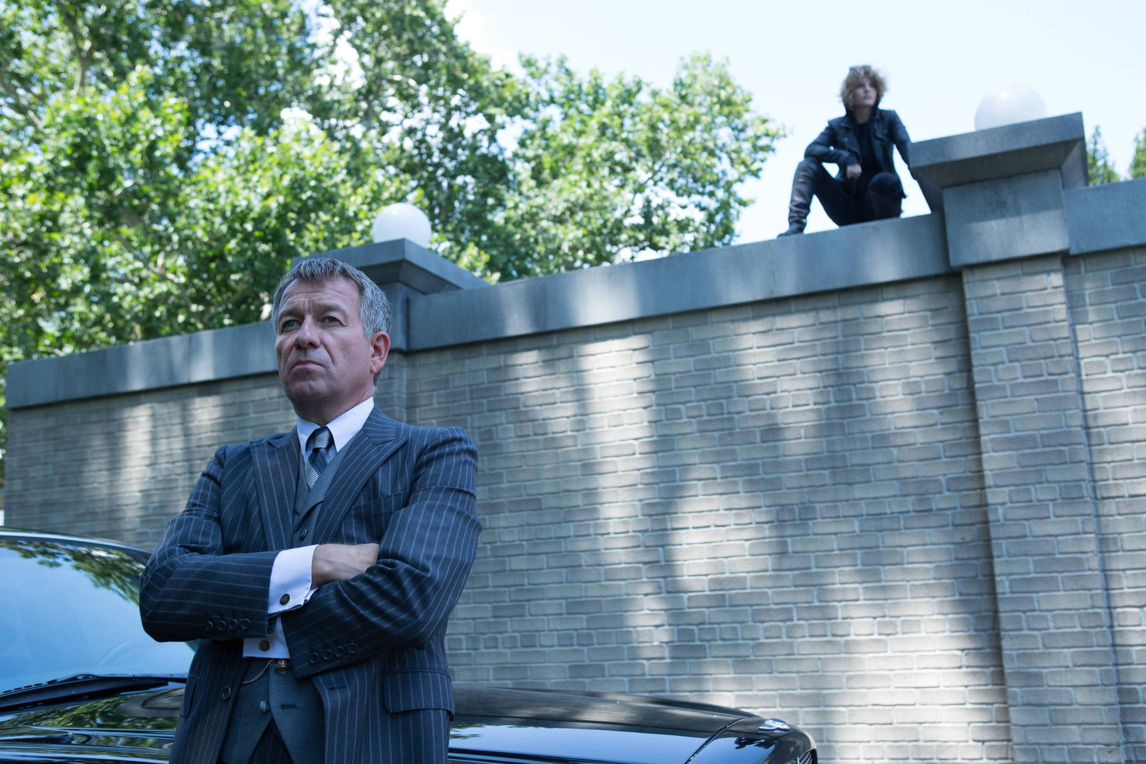 Gotham 2x04 strike force 9