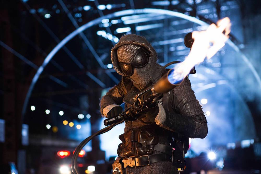Gotham 2x07 by fire 9