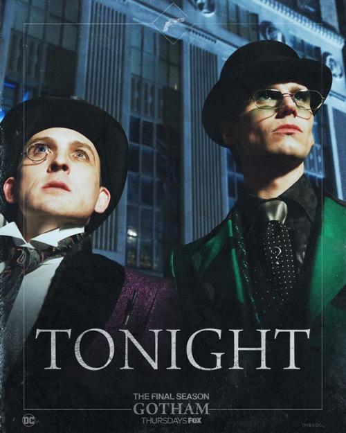 Gotham recap 12
