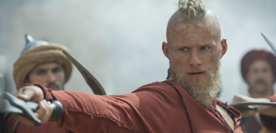 History channels vikings season 5 episode 4 the plan bjorn ironside