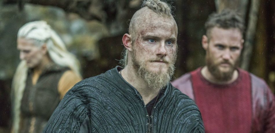 History channels vikings season 5b premiere episode 11 bjorn ironside torvi ubbe