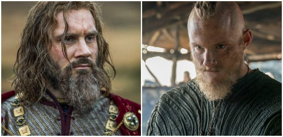History channels vikings season 5b premiere episode 11 duke rollo bjorn ironside
