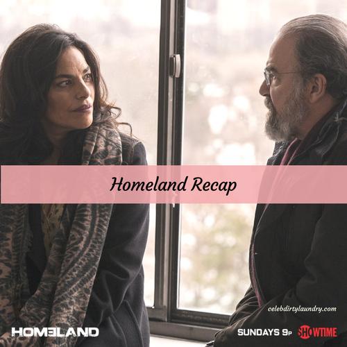 Homeland recap 4