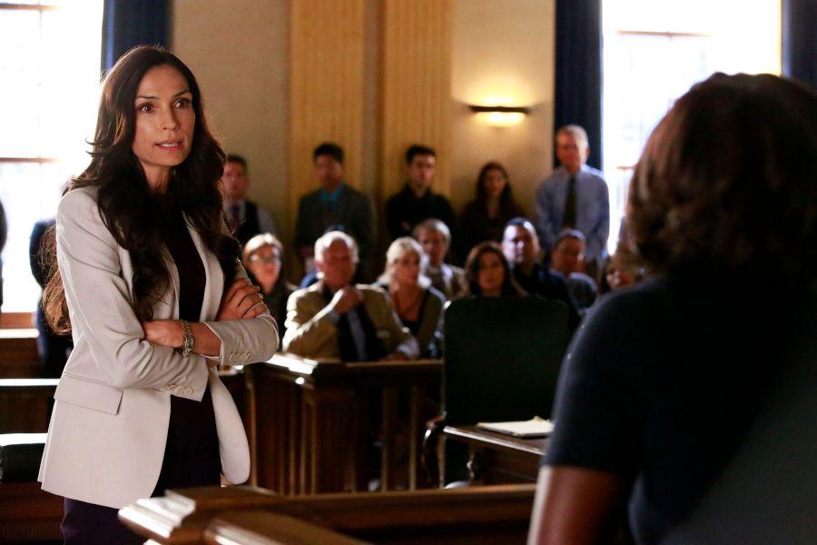 How to get away with murder season 2 episode 2 shes dying annalise keating viola davis famke janssen