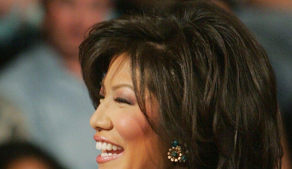 Julie chen smile as big brother host 1