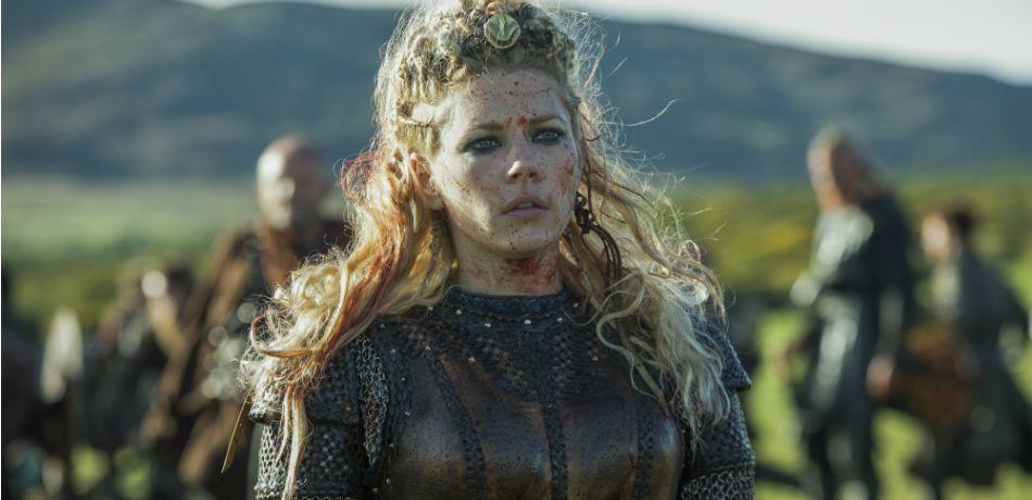 Recapathon: A TV Recap Web Portal | Vikings | Moments of