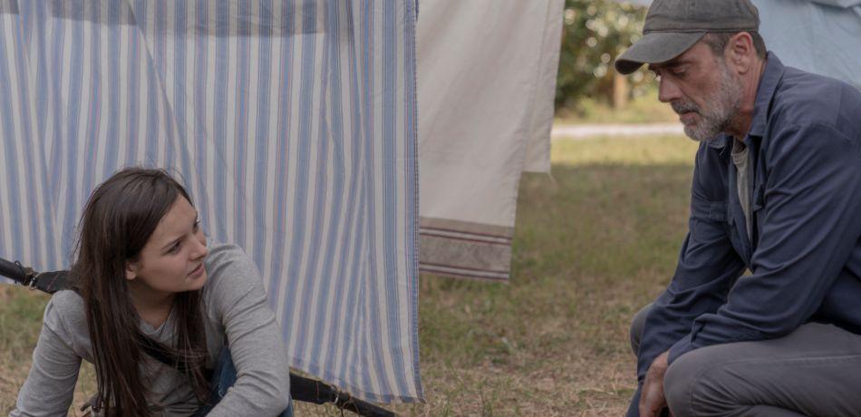 Lydia and negan