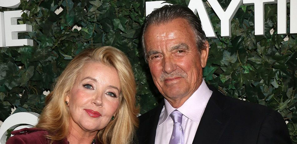 Melody thomas scott and eric braeden young and the restless