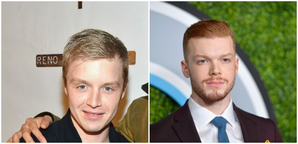 Noel fisher and cameron monaghan 1