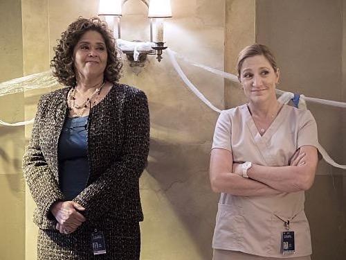 Nurse jackie season 7 episode 8