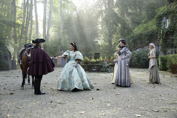 Once upon a time season 6 episode 3 photos the other shoe 29