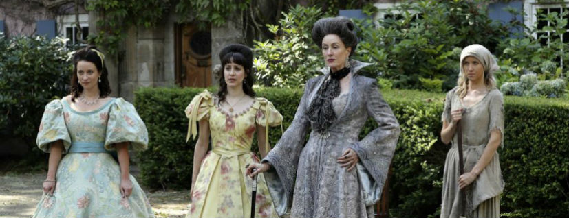 Once upon a time 6x03 stepsisters