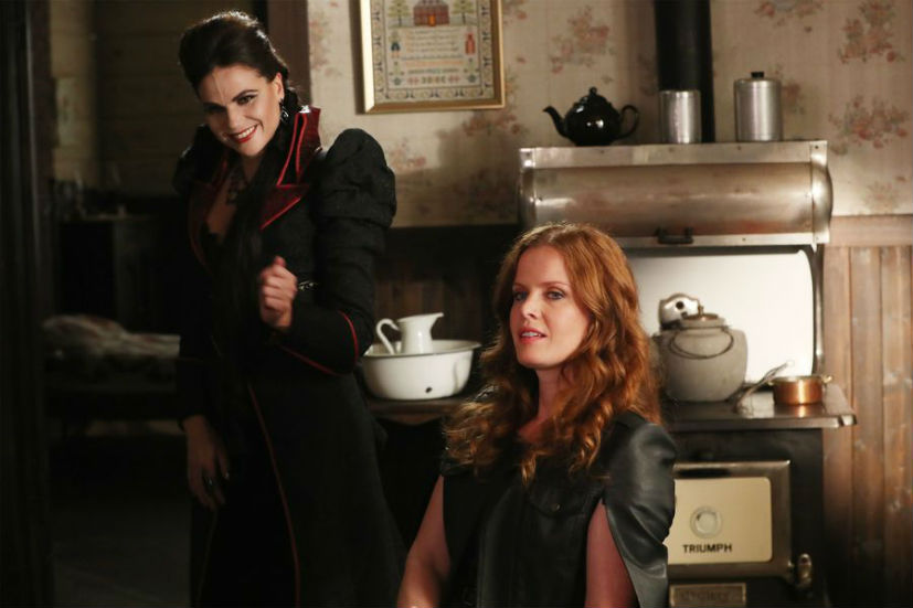 Once upon a time 6x05 evil sisters