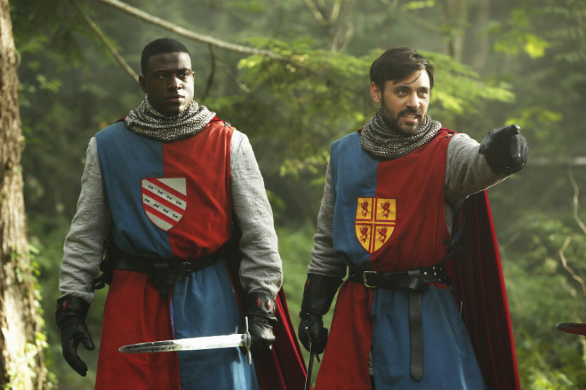 Once upon a time season 5 episode 1 lancelot arthur1