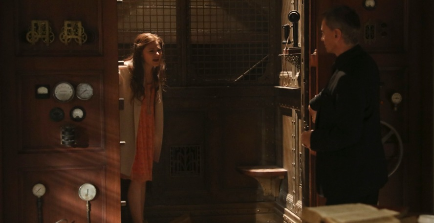 Once upon a time season 6 episode 9 6x09 changelings rumpel belle