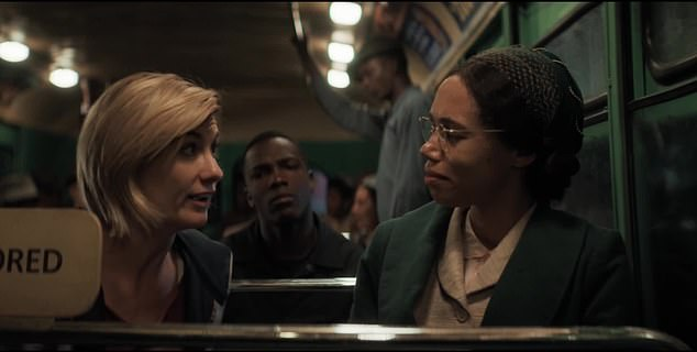 Rosa parks doctor who