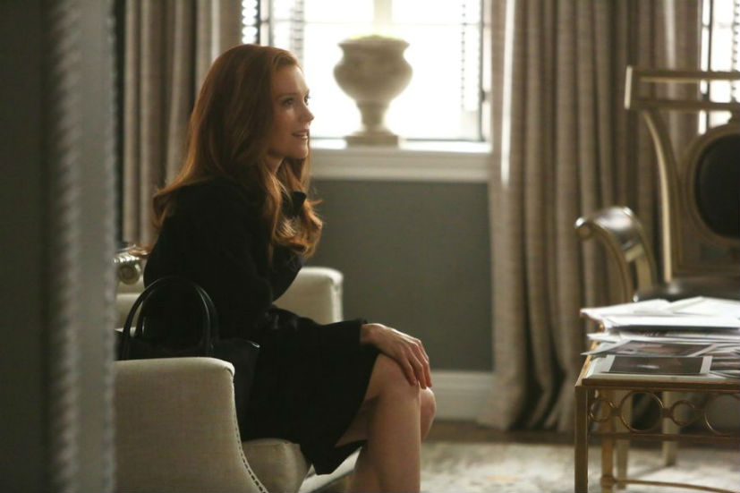 Scandal 5x14 abby