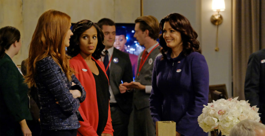 Scandal season 6 premiere