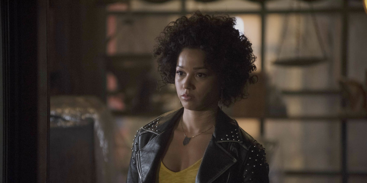 Shadowhunters 3x13 maia pack