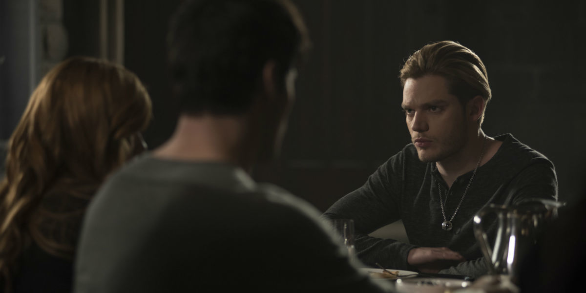 Shadowhunters 3x15 jace