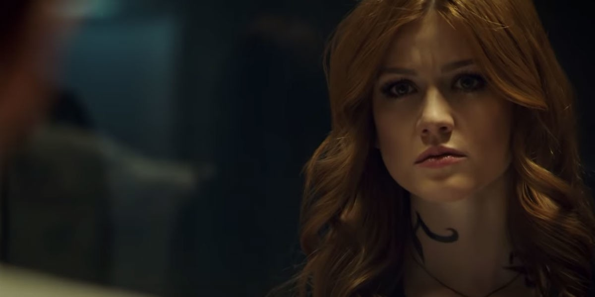 Shadowhunters 3x17 clary