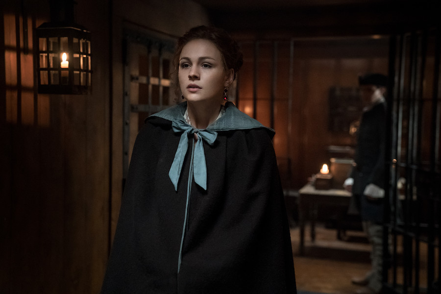 Sophie skelton brianna randall fraser outlander episode 412
