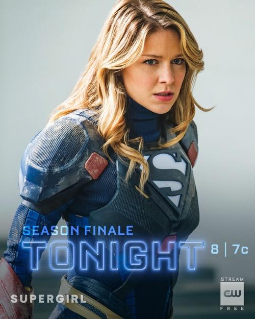 Supergirl recap 8