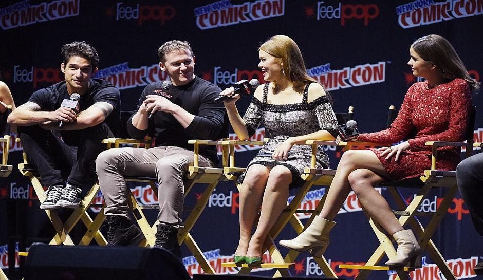 Teen wolf star cast and showrunner jeff davis