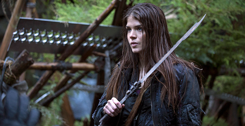 The 100 season 2 octavia