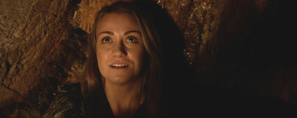 The 100 season 3 episode 12 harper