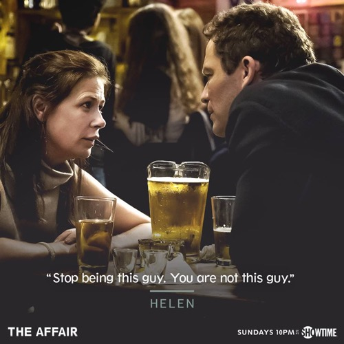 The affair recap