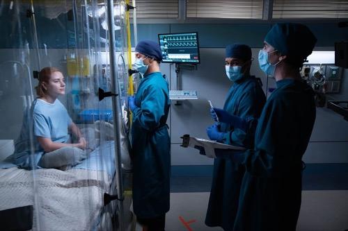 The good doctor recap1