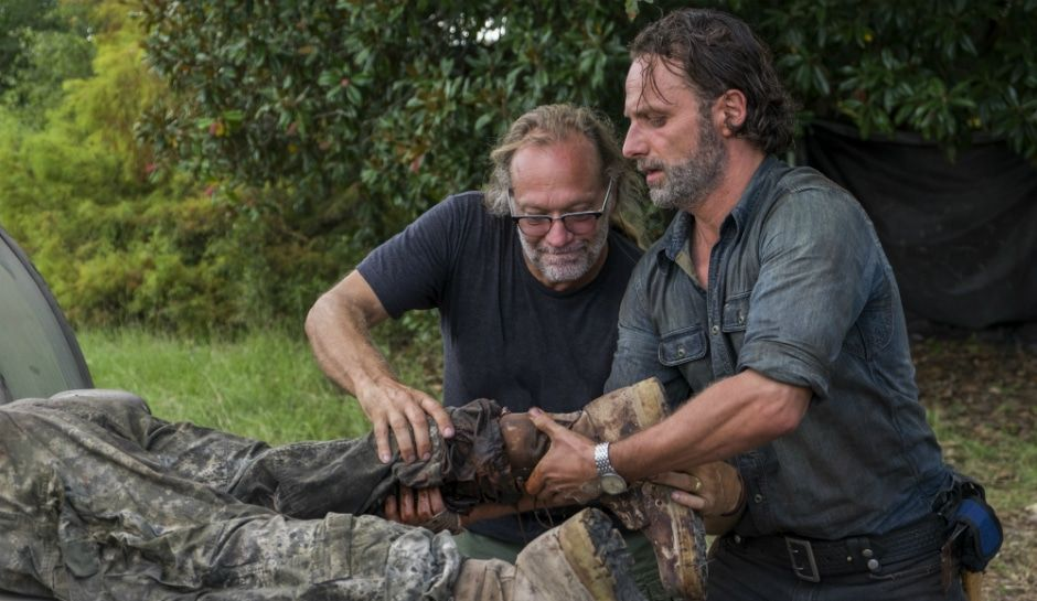 The walking dead spoilers season 7 episodes 14 16 titles and synopses