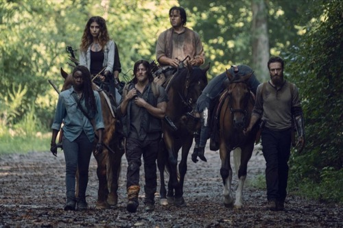 The walking dead recap 18