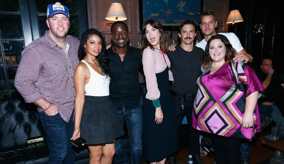 This is us cast fall finale