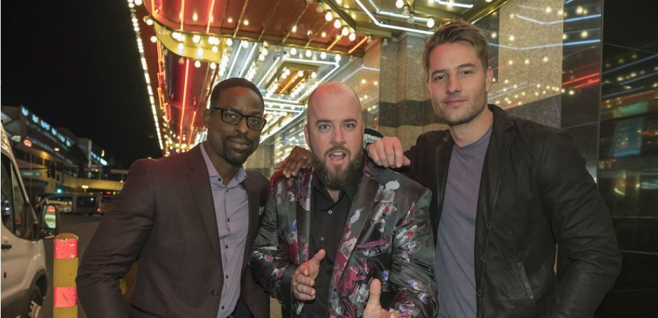 This is us cast vegas baby