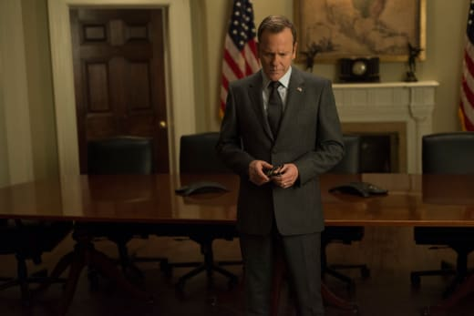 A broken man designated survivor s2e11