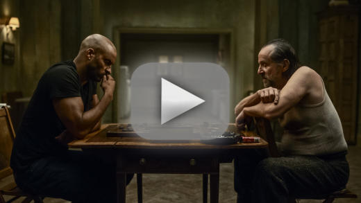 A deadly game of checkers american gods