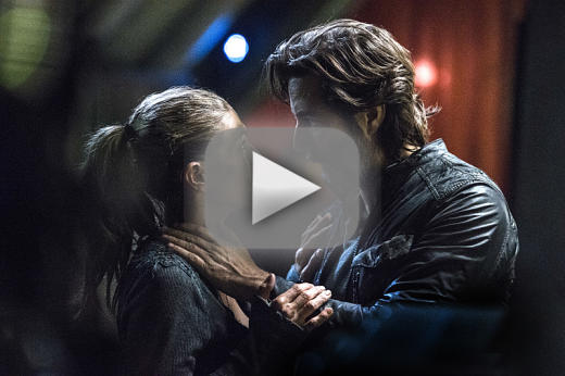 A kabby moment the 100 season 3 episode 9