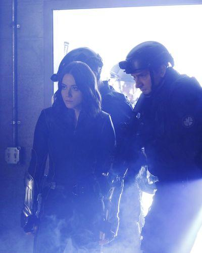 A new inhuman agents of shield