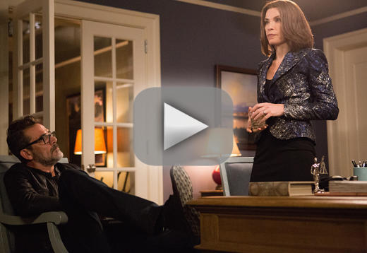 A questionable relationship the good wife