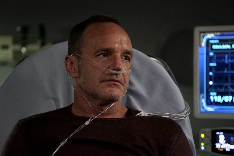 Agents of s.h.i.e.l.d. season 5 finale coulson