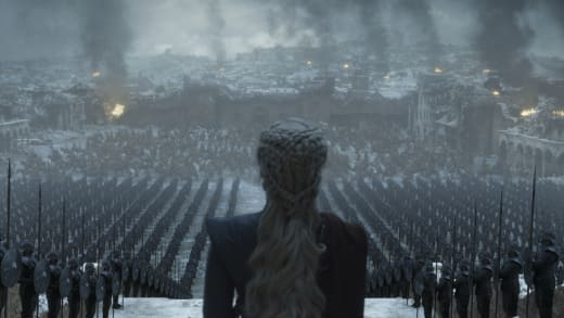 All hail the queen game of thrones s8e6